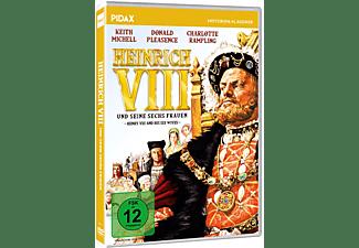 Heinrich VIII.und seine sechs Frauen DVD