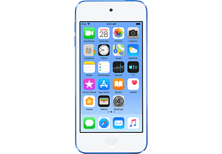 APPLE iPod touch 256GB Blauw