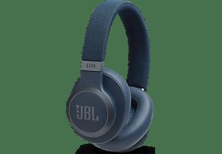 JBL Draadloze hoofdtelefoon + ingebouwde Google Assistant Blauw