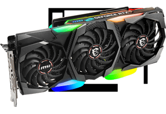 MSI GeForce® RTX 2070 SUPER™ Gaming X Trio 8GB (V372-257R) (NVIDIA, Grafikkarte)