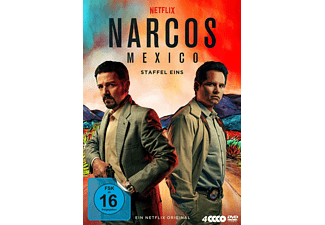 Narcos: Mexico - Staffel 1 DVD