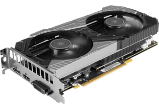KFA2 GeForce® RTX 2060 SUPER™ 1-Click OC 8GB (26ISL6HP39SK) (NVIDIA, Grafikkarte)