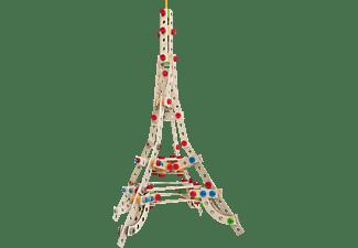 EICHHORN Eiffelturm Konstruktionsspielzeug, Naturfarben/Mehrfarbig