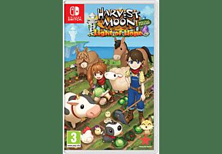 Nintendo Switch Harvest Moon: La Luz De La Esperanza (Ed. Coleccionista)