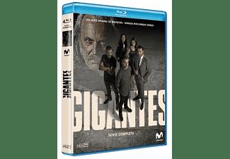 Serie TV Gigantes. Serie Completa (4 Blu-Ray) - Blu-ray