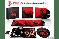 Saxon - The Eagle Has Landed 40 (Live) (Box Set) [Vinyl]