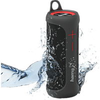 HAMA Mobiler Bluetooth Lautsprecher Soundcup-D Schwarz
