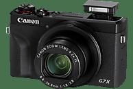 CANON PowerShot G7 X Mark III Digitalkamera Schwarz, 20.1 Pixel, 4.2 fach opt. Zoom, Touchscreen-LCD (TFT)