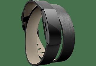 FITBIT FB169LBBK, Ersatzarmband, Fitbit, Schwarz