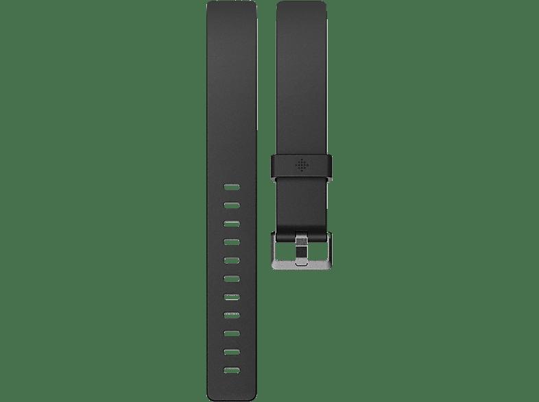FITBIT FB169ABBKS, Ersatzarmband, Fitbit, Inspire, Inspire HR, Schwarz
