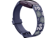 FITBIT FB169PBNVL, Ersatz-/Wechselarmband, Fitbit, Inspire, Inspire HR, Violett