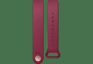 FITBIT FB169ABBYL, Ersatzarmband, Fitbit, Weinrot