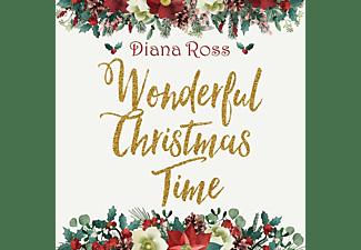 Diana Ross - Wonderful Christmas Time (2LP)  - (Vinyl)