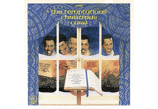 The Temptations - Christmas Card (Vinyl)  - (Vinyl)