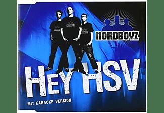 Nordboyz - HEY HSV!  - (Maxi Single CD)