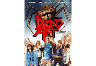 Dead Ant-Monsters vs. Metal DVD