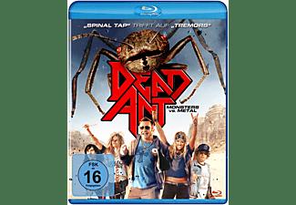 Dead Ant-Monsters vs. Metal Blu-ray