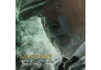 Majorvoice - This Lonely Ark - (CD)