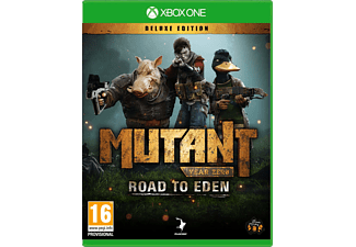 Xbox One - Mutant Year Zero: Road to Eden - Deluxe Edition /D