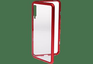 V-DESIGN MMC 032, Backcover, Samsung, Galaxy A7 (2018), Rot