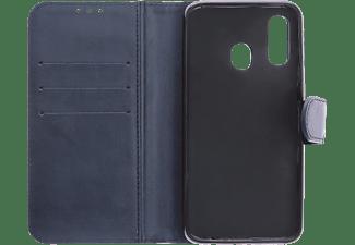 V-DESIGN V-2-1 347, Bookcover, Samsung, Galaxy A40, Blau