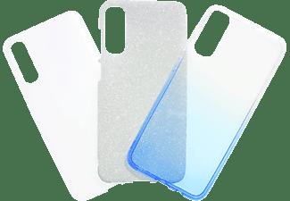 V-DESIGN VSP 153, Backcover, Samsung, Galaxy A70, Blau