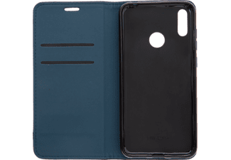 V-DESIGN VPR 098, Bookcover, Huawei, P Smart + (2019), Blau