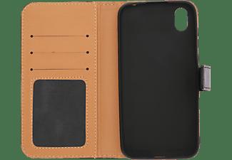 V-DESIGN BV 650, Bookcover, Huawei, Y5 (2019), Schwarz