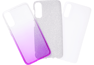V-DESIGN VSP 155, Backcover, Samsung, Galaxy A70, Violett