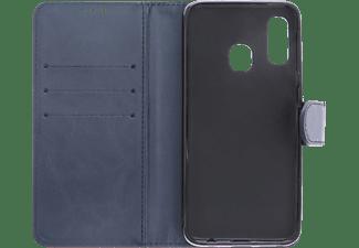 V-DESIGN V-2-1 339, Bookcover, Samsung, Galaxy A20e, Blau