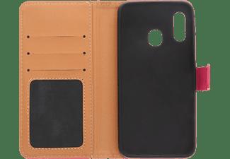 V-DESIGN BV 605, Bookcover, Samsung, Galaxy A20e, Pink