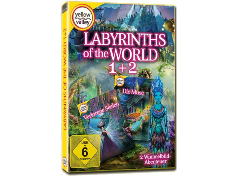 Labyrinths of the World 1&2 [PC]