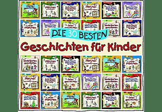 VARIOUS - Die 30 Besten Geschichten Für Kinder (Hörbuch)  - (CD)