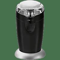 CLATRONIC KSW 3306 Kaffeemühle Schwarz (120 Watt, Schlagmahlwerk)