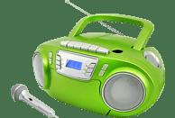 SOUNDMASTER SCD5800GR Radiorecorder, Grün