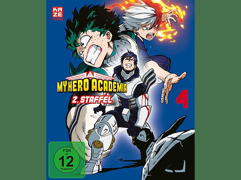 My Hero Academia - Staffel 2 - Vol. 4 [DVD]