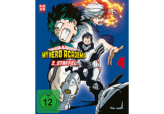 My Hero Academia - Staffel 2 - Vol. 4 Blu-ray