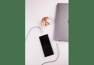 ADAM ELEMENTS CASA C100+ USB Kabel, Silber