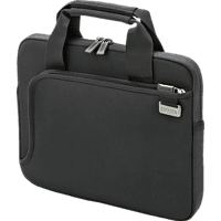 DICOTA Smart Skin 12-12.5 Notebooktasche, Aktentasche, 12.5 Zoll, Schwarz