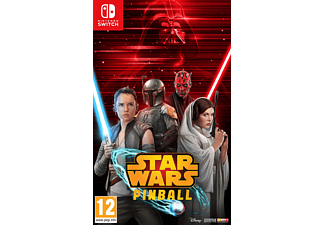 Switch - Star Wars Pinball /D