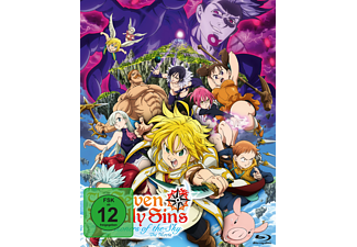 The Seven Deadly Sins Movie – Prisoners of the Sky Blu-ray