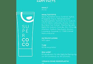 HAPPYBRUSH Zahnpasta Supercoco