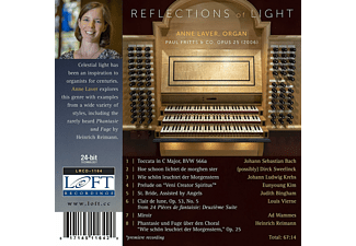 Anne Laver - Reflections of Light  - (CD)
