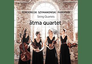 Atma Quartet - Werke für Streichquartette  - (CD)