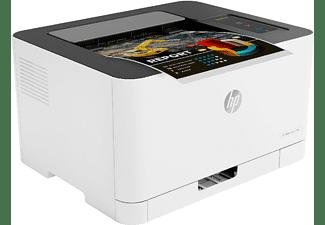 Impresora láser - HP Color Laser 150nw, 600 x 600 ppp, WiFi, Blanco