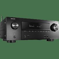 DENON AVR-X2600HDAB AV-Receiver (7.2 Kanäle, Schwarz)