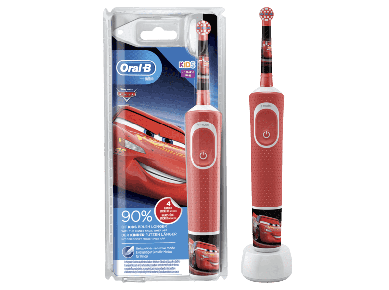 Oral B Elektrische Tandenborstel Cars D100