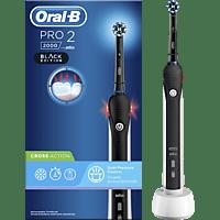 ORAL-B Pro 2 2000 CrossAction Black