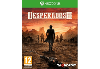 Xbox One Desperados III