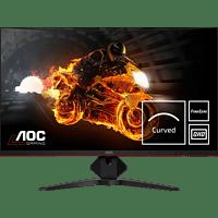 AOC CQ32G1  31.5 Zoll QHD Gaming Monitor (1 ms Reaktionszeit, FreeSync, 144 Hz)